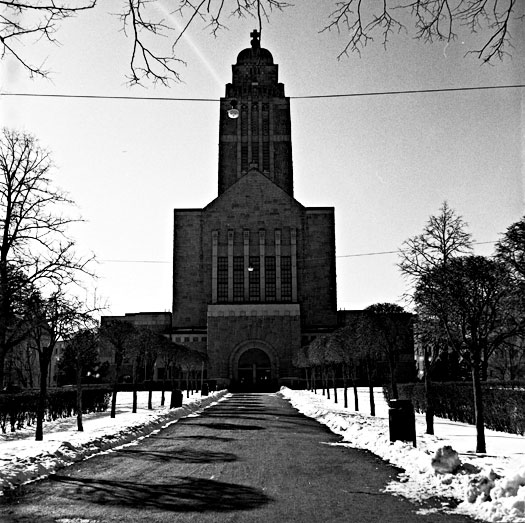 Kallio Church
