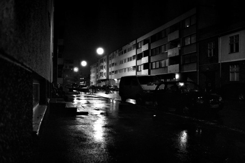 Nightly street